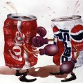 étude Coca-Cola vs Pepsi
